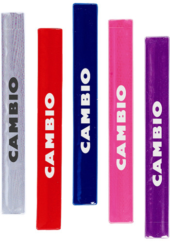 Customized Reflective Slap Bracelets