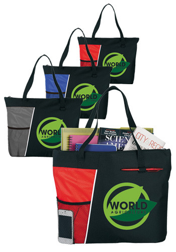 Wholesale Touch Base Meeting Tote Bags