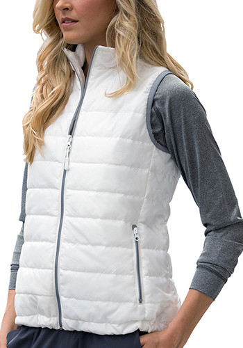Women's Apex Compressible Quilted Vests | 7326