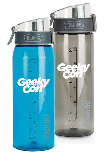 Promotional 32 oz. Thermos Hydration Bottles