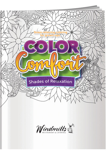Personalized Coloring Books in Bulk | DiscountMugs