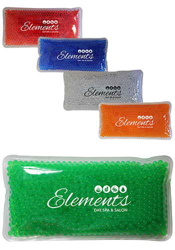 Promotional Rectangle Gel Bead Packs