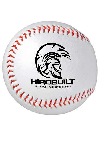 Synthetic Leather Rubber Core Baseballs | GBBASE