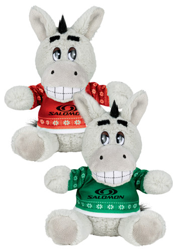 Ugly Sweater 6 in. Donkeys | SM2183