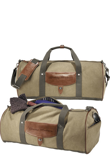 Cutter & Buck Legacy Cotton Roll Duffle Bags | LE984085