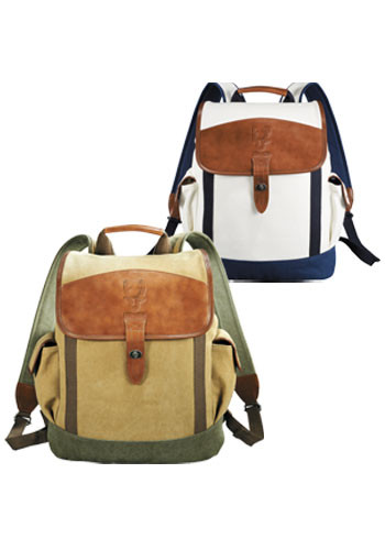 Cutter & Buck Legacy Cotton Rucksack Backpacks | LE984045