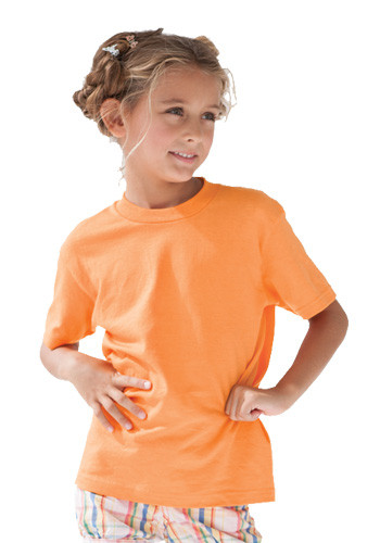 Delta Apparel Youth Pro Weight Tees | 11736