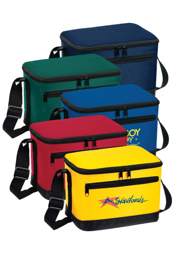 Custom Deluxe 6-Pack Insulated Bags