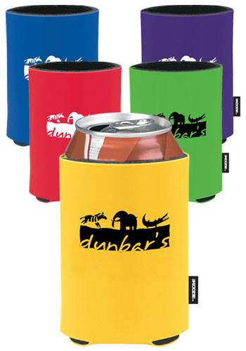 KOOZIE Deluxe Collapsible Can Koolers #X10683