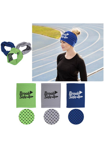 Personalized Deluxe Cooling Headwraps