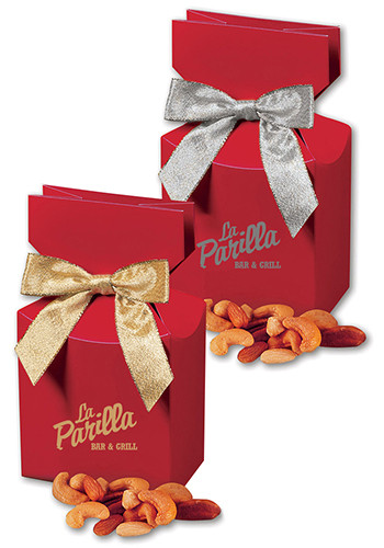 Mixed Nuts in Red Gift Box | MRRPD116