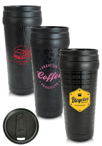 Custom 16 oz. Double Wall Tumblers