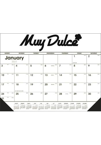 Desk Pad Calendars | X11391
