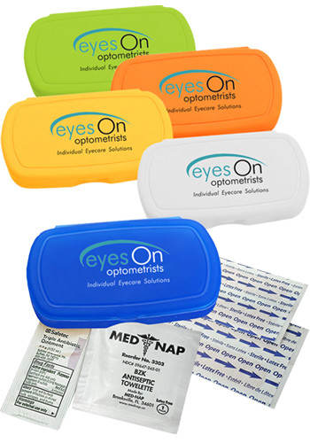 Promotional First Aid Kits Wholesale | DiscountMugs