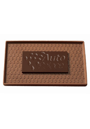 8 oz. Dark and Milk Chocolate Bars | CIEC5T