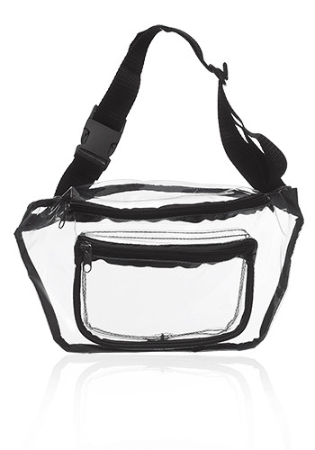 Discover Clear Fanny Packs | WBPK002