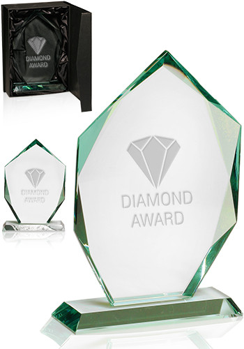 Bulk Shield Glass Awards