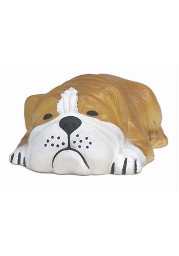 Dog Lying Down Stress Balls | AL26130