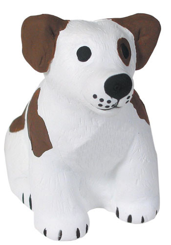 Dog Sitting Stress Balls | AL26131