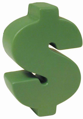 Dollar Sign Stress Balls | AL26173