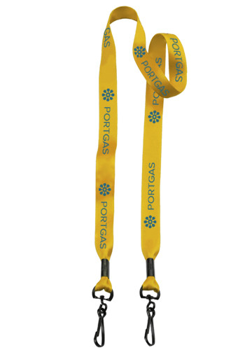 Custom Lanyards from 49¢ Printed with Logo - Free Shipping