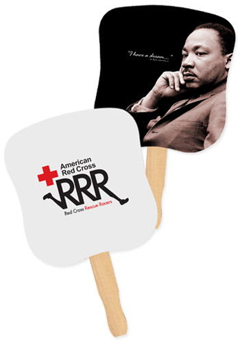 Dr. Martin Luther King, Jr.  Hand Fans | AK33056