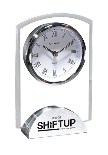 Promotional Duchess Glass Clocks