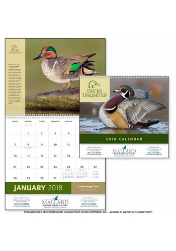 Ducks Unlimited Triumph Calendars | X11334