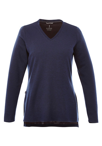 Elevate Women's Bromley Knit V-Neck Sweaters | LETM98614
