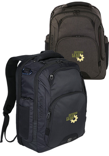 Elleven Rutter TSA 17 Inch Laptop Backpacks | LE001147