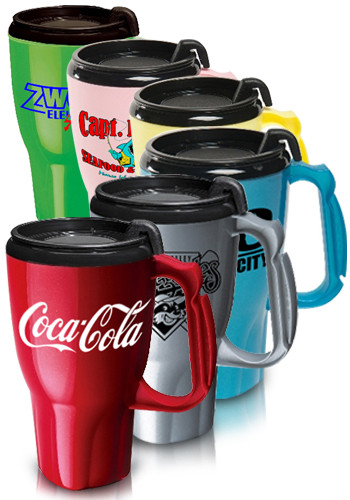 16 oz. Twister Travel Mugs | EM4000