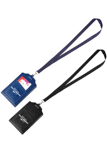Wholesale Event Lanyards with Pocket Note Pad