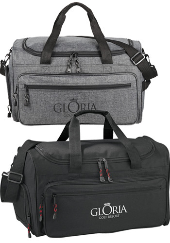 Customized Excel Sport 18 in. Club Duffle Bags