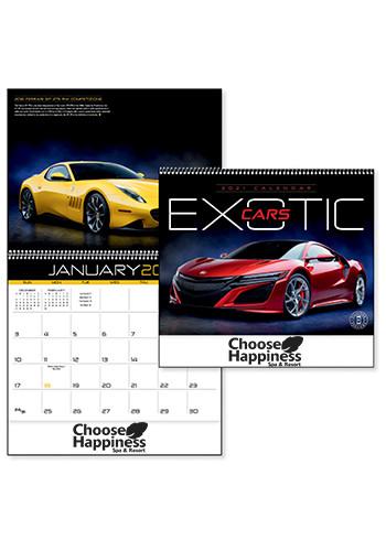 Exotic Cars Calendars   X11346