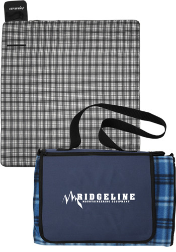 Personalized Extra Large Picnic Blanket Totes