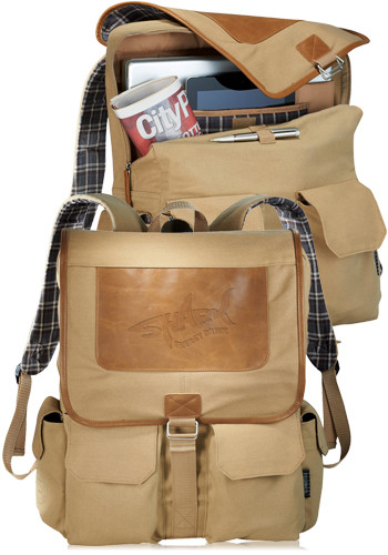 Field & Co. Cambridge Collection  Compu-Backpack Bags | LE795099