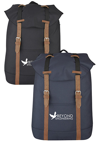 900D Backpacks w Leather Straps | X20145