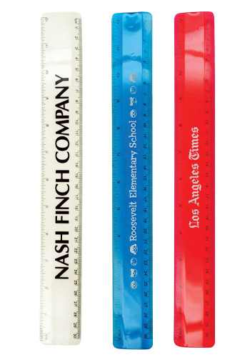 Promotional Flexi  Rulers