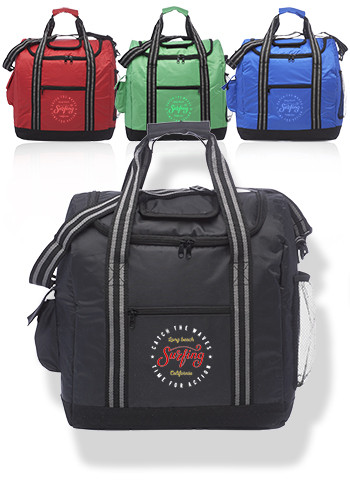 Promotional Flip Flap Insulated Cooler Lunch Bags