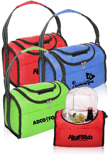 Flip Flap Insulated Lunch Bags