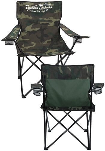 Folding Camo Chairs With Carrying Bags | X20118