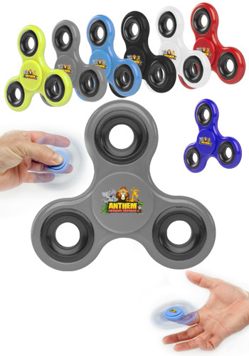 Custom Full Color Fidget Spinners