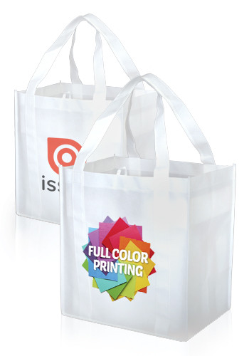 Photo Grocery Bags