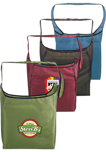 Full Color RPET Fold-Away Sling Bags | AK8059850
