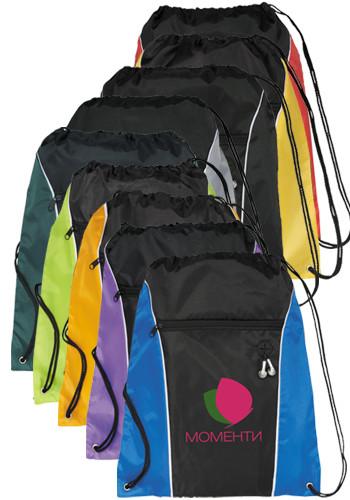 Custom Drawstring Bags Backpacks From 49 Free Shipping Mugs