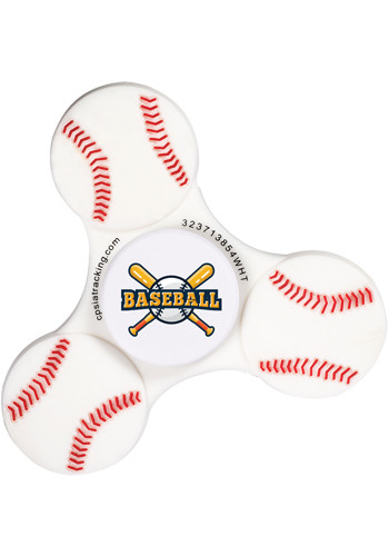 GameTime Baseball Spinners | PL3854