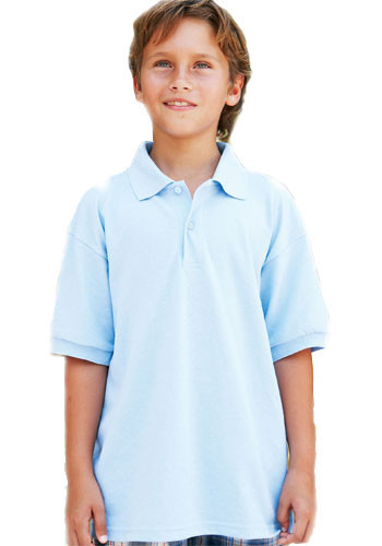 Gildan 65/35 Poly Blend Youth Sport Shirt