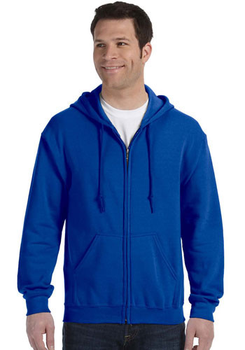 Gildan Adult Heavy Blend Full-Zip Hoodies | G186