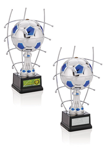 Personalized Jaffa Goal Master Trophies