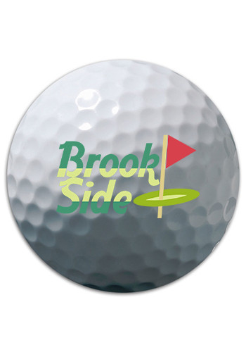 Golf Ball 5.75in x 5.75in Magnets